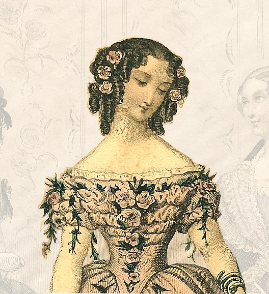 French fashion plate 001