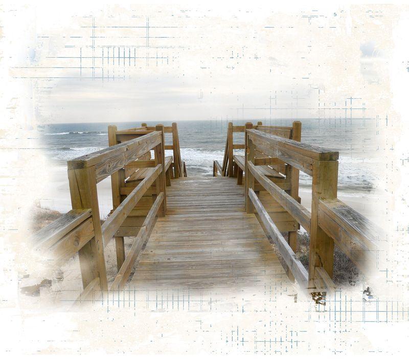 Copy of the beach