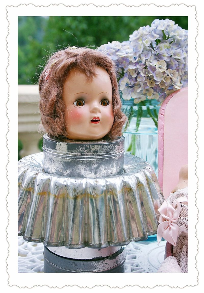 Myartsdesire doll from antique store