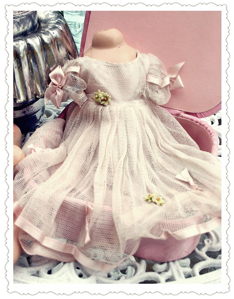 Myartsdesire doll dress