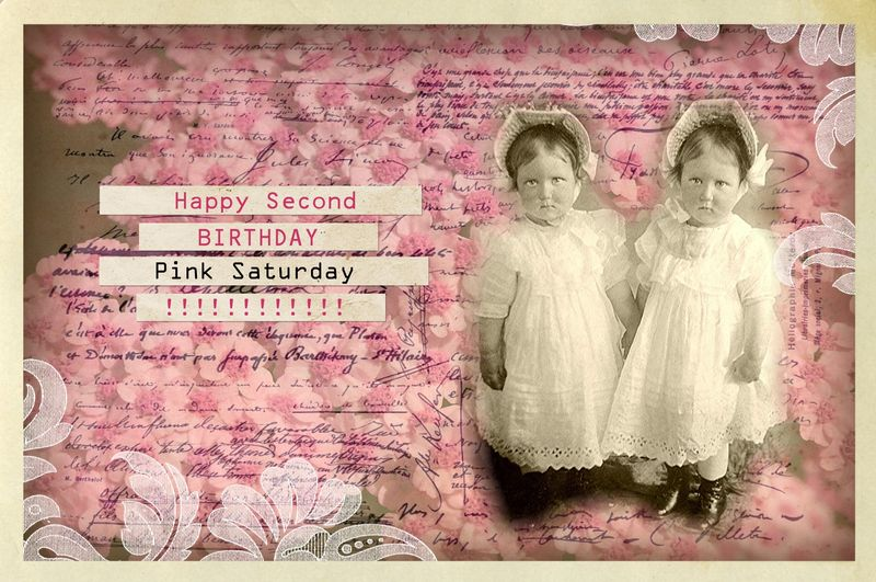 Final Pink Saturday